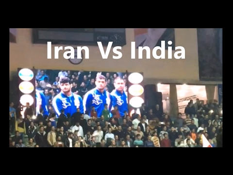 Wrestling World Cup 2017- Iran wins against India (8 -0) highlights