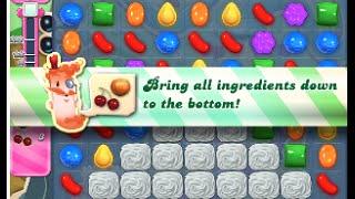 Candy Crush Saga Level 30 walkthrough (no boosters)