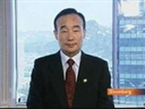 Korea's Hur Says a Stronger Yuan Is `Generally Positive': Video
