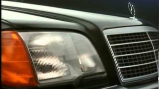 Mercedes-Benz w140 Commercial