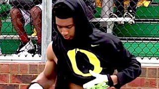 Oregon Commit : WR Dillon Mitchell '16 : White Station (Memphis, TN) -