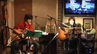吉田 拓郎&おけい「春の風が吹いていたら」 with アッキーナ♪