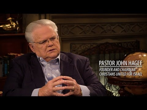 Pastor John Hagee on Why U.S. Embassy Move to Jerusalem is So Important