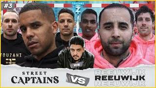 StreetCaptains vs Reeuwijk | #3 feat. ICE a.k.a. TONANO