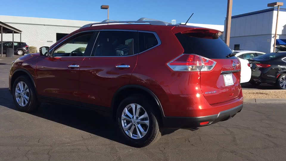 2015 Nissan Rogue Peoria Surprise Avondale Scottsdale