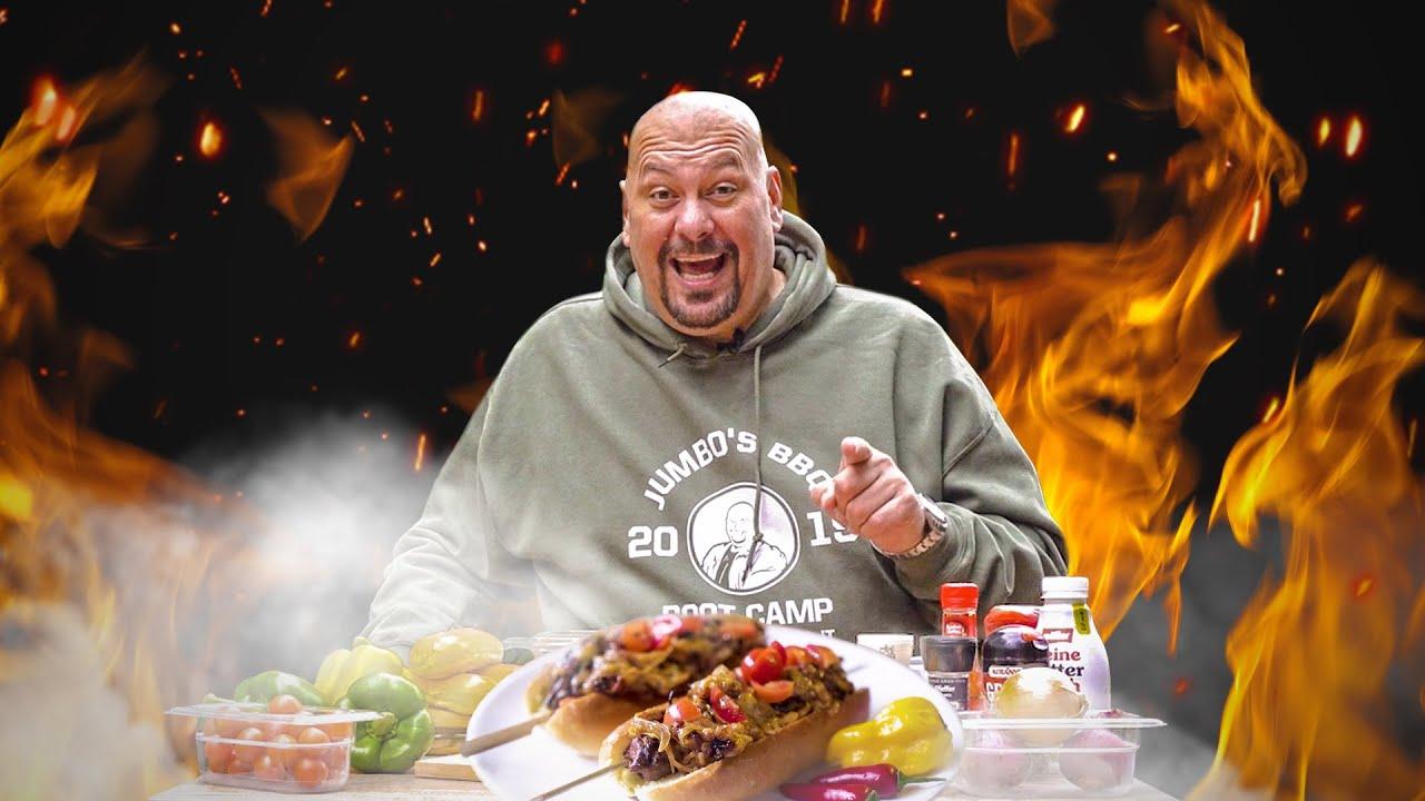 Firestick Hot Dogs. Lecker und einfach selber grillen – Jumbo Schreiner -  BBQ Schule
