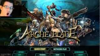 archeblade Gameplay Review Let's Play