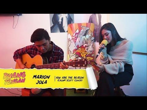 MARION JOLA - YOU'RE THE REASON (CALUM SCOTT COVER)