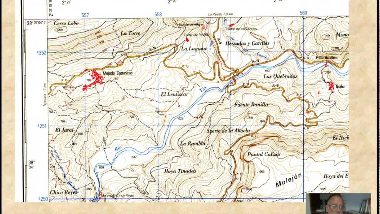 Introducción cartografía y a la lectura de mapas - YouTube