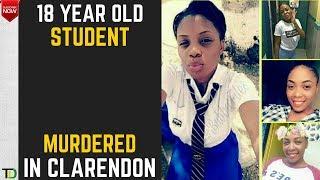 Avinash Gordon a Student of Clarendon College found stabbed to death -  Teach Dem