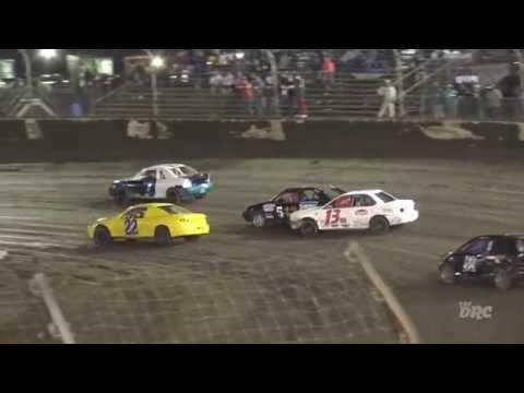 Kokomo Speedway | 10.15.16 | Kokomo Klash X | Hornets | Heat 1
