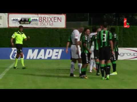 Eintracht Frankfurt 1-1 Sassuolo (27.07.2017 // by LTV)