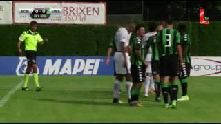 Video Gol Pertandingan Sassuolo vs Eintracht Frankfurt