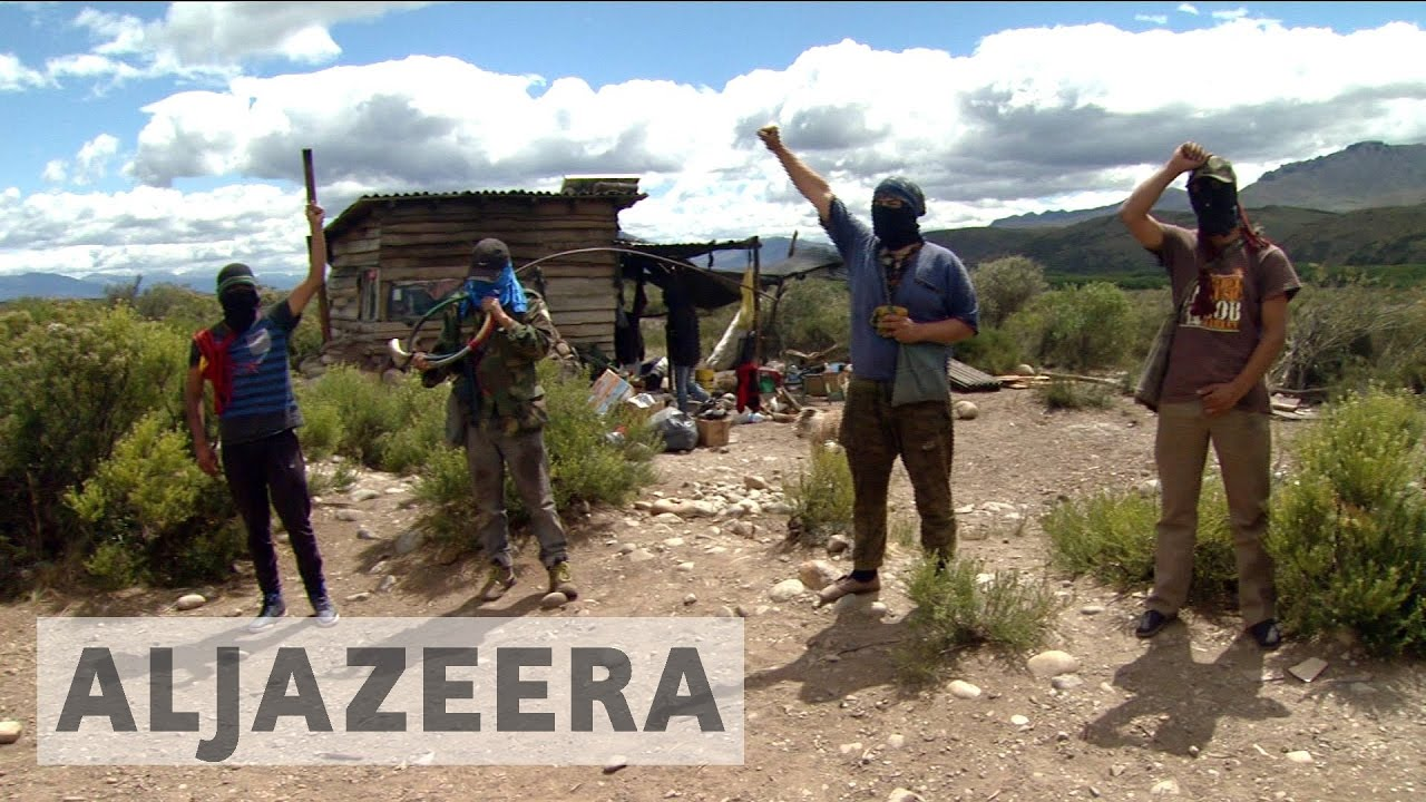 Argentina: Indigenous Mapuches campaign for land rights