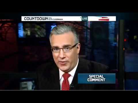 Keith Olbermann on on Citizens United v  Federal Election Commission   YouTube2