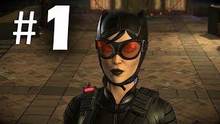Batman Telltale Season 2 Episode 3 Fractured Mask Part 1 Gameplay Walkthrough