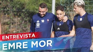 """Emre Mor: """"I need to show me the best player I can be"""""""