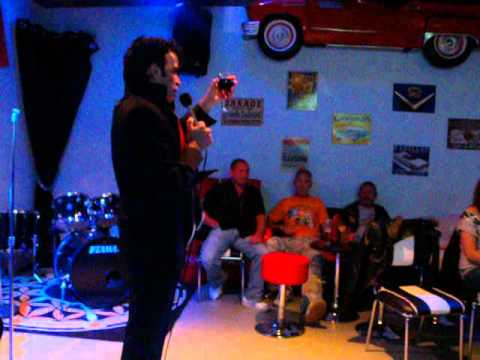 Elvis Happy Days Bar Diner, in Cascais, Portugal Live Music Karaoke Ladies Nights