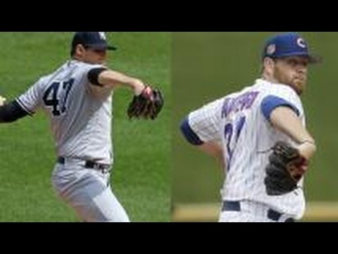 New York Yankees vs Chicago Cubs | Full Game Highlights