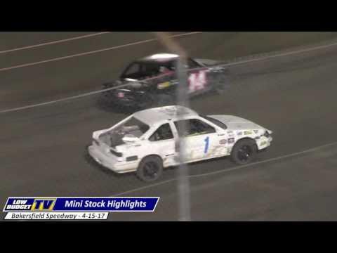 Racing Recap: Bakersfield Speedway 4-15-17