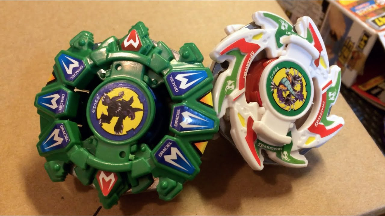 Battle Draciel G Gravity Vs Dragoon G Galaxy Beyblade G