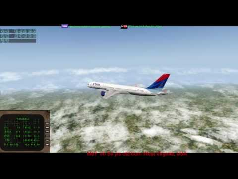 757-200 Indy to Tucson/FSCloud