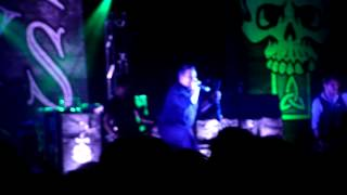 Dropkick Murphys  Burn HD Live @ Gasometer Wien Vienna 2013 01 28
