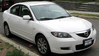 впускной коллектор / Mazda 3