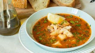 Greek Fisherman's Soup: Kakavia