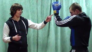 Базовая защита. Тайский бокс, урок 17