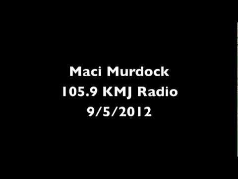 Maci Murdock Interview