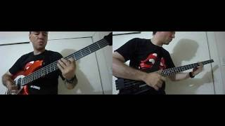 """The Awakening"" (again) now with both EBMM Bongo and my new Steinberger XL2!"