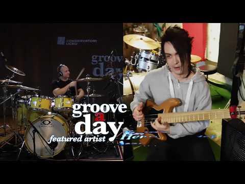 Henrik Linder Groove A Day 161