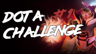 Dota Challenge #1| ИНВОКЕР БЕЗ СФЕР - ИЗИ КАТКА