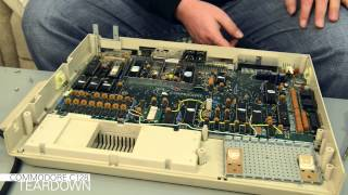 RETRO Teardown - Commodore C128