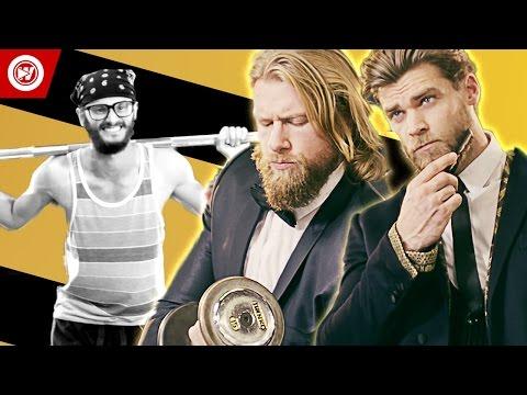 Buff Dudes Most Important Gym Rules | Gym Gentlemen Ep. 3