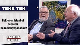 Teke Tek - 29 Ocak 2019 (Beklenen İstanbul depremi ne zaman yaşanacak?)