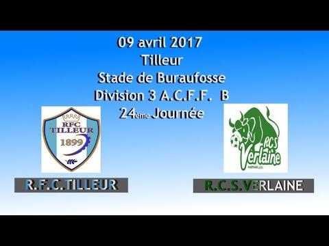 Résumé RFC Tilleur RCS Verlaine