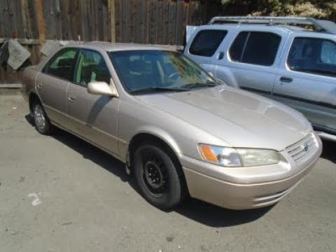 2000 toyota camry 4 cylinder oil capacity