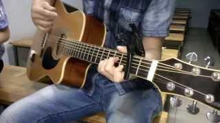Sóc sờ bai Sóc Trăng - Thiện Nhân (Guitar by Tiger)
