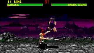 Mortal Kombat 2 Baraka