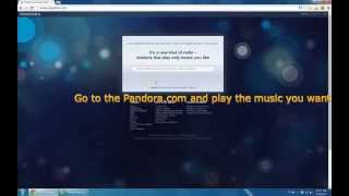 Pandora Radio Downloader: How to Download Pandora Radio/Music