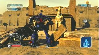 Transformers : Revenge of the Fallen Walkthrough/Autobot part 17 HD Quality