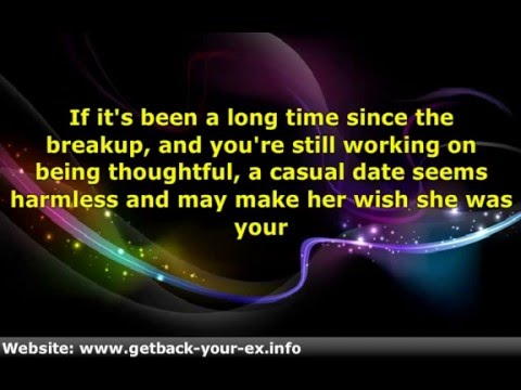 ★ helpful advice: how to get my ex girlfriend back soon