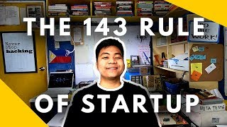 How To Start A Business Without Any Money - The 143 Rule Of Startup