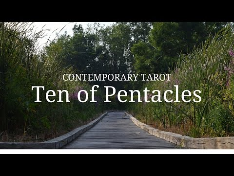 Ten of Pentacles in 3 Minutes - YouTube