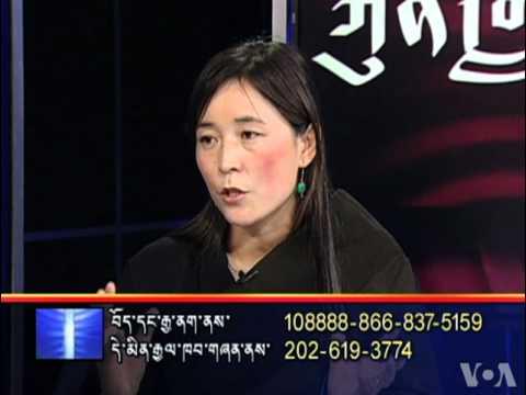 Imprisoned Tibetan Filmmaker's Wife Calls for his Release in China