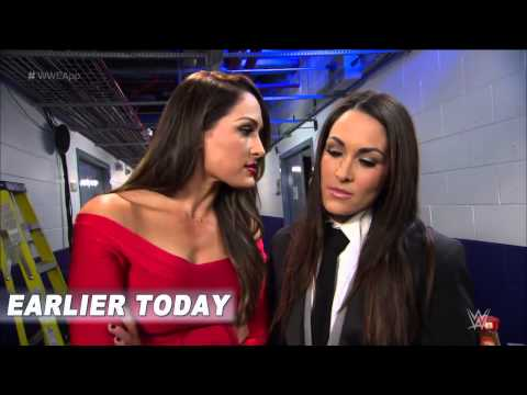 Lady Bella wants her tea: WWE App Exclusive, November 10, 2014