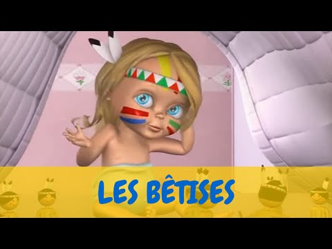 bebe lilly les betises video