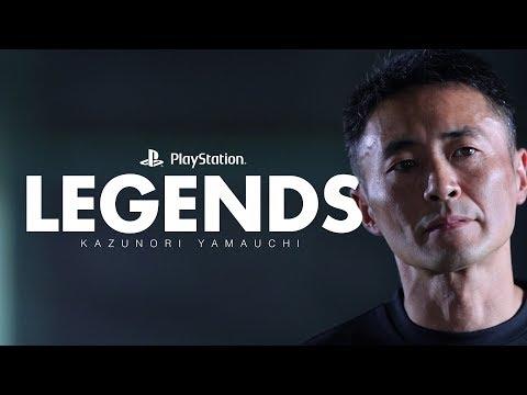 KAZUNORI YAMAUCHI. Tras el volante de Gran Turismo   #PlayStationLegends